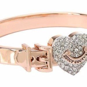 Juicy Couture Buckle Bracelet